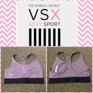VSX Sport Lavender Sports Bra